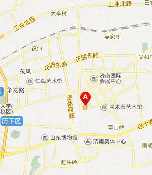 山东省邮电规划raybet雷竞有限公司 济南市高新区新泺大街西口3077号